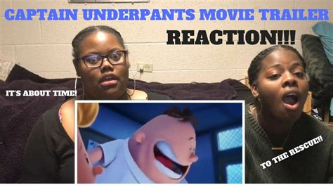 epic film trailer music captain underpants the first epic movie trailer reaction
