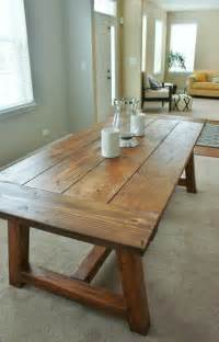 Dining Room Table Holy Cannoli We Built A Farmhouse Dining Room Table Delightfully Noted
