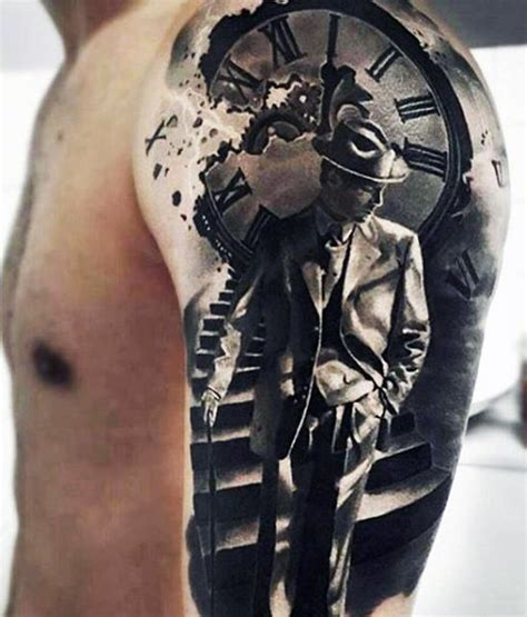 tattoo 3d for man men s 3d star tattoo tattoos pinterest 3d star