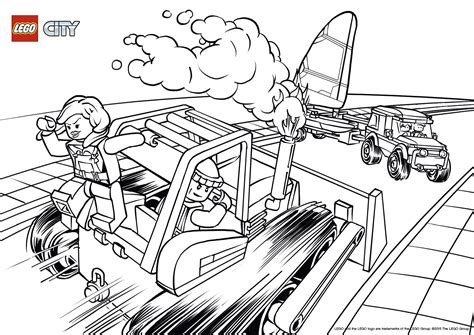 coloring page lego city lego city police coloring pages sketch coloring page