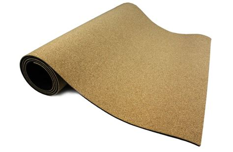 eco cork mat durable green mat