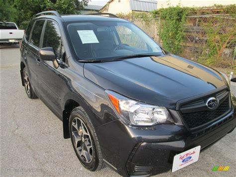 gray subaru 2014 burnished bronze subaru forester autos weblog