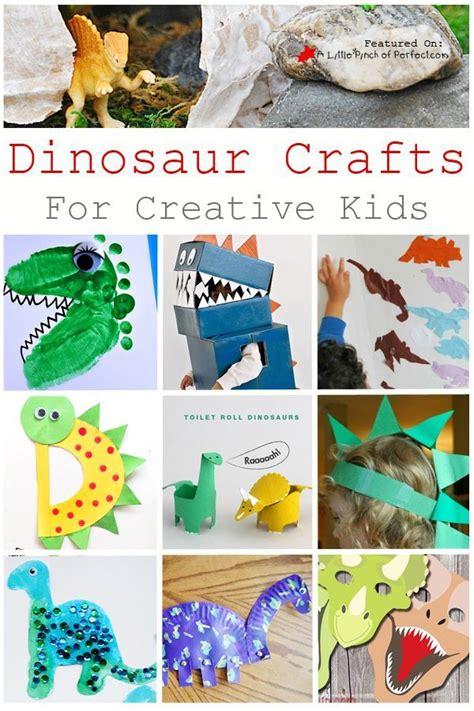 dinosaur craft projects 17 best ideas about dinosaur crafts on