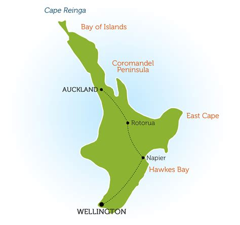 new zealand self drive itineraries and tours roundabout nz