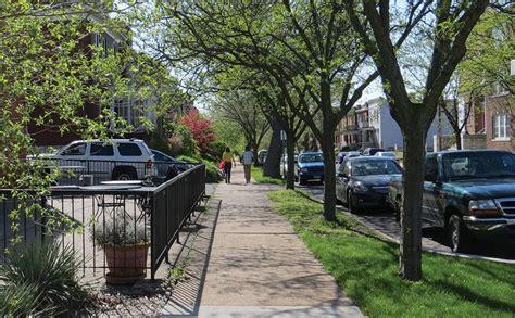 image gallery residential sidewalks