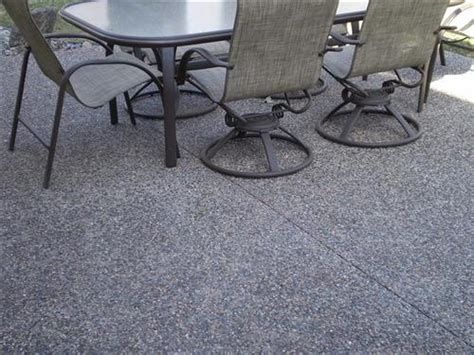 Aggregate Patio by Concrete