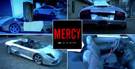 The Song Lamborghini Mercy Lamborghini Mercy By Kanye West Liecontdown