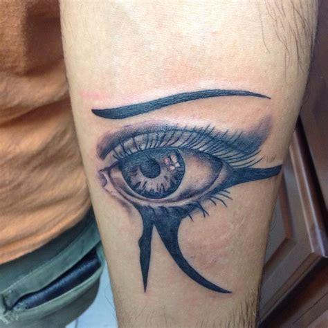 tattoo egyptian eye egyptian eye by cat johnson tattoonow