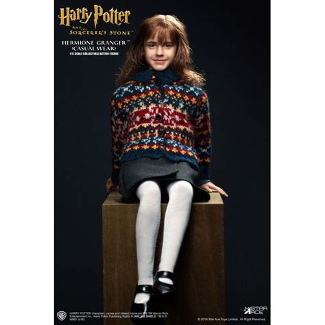 Hermione Granger Harry Potter 1 by Harry Potter My Favourite Figurine 1 6 Hermione