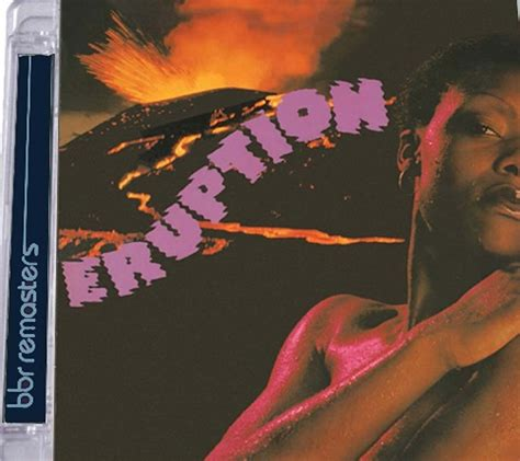 Eruption Featuring Precious Wilson: Expanded Edition ? Cherry Red Records