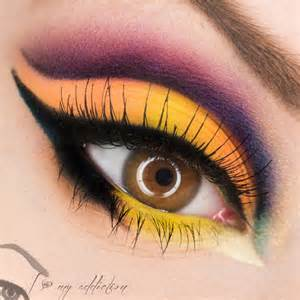 colorful makeup by j preen me