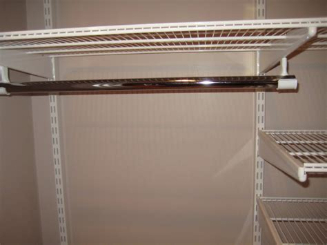 Closet Shelf With Hanging Rod by Splendid Diy Closet Rod Bracket Closet Rod Support Bracket
