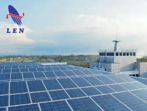 solar len kembangkan listrik tenaga surya esdm gandeng sharp