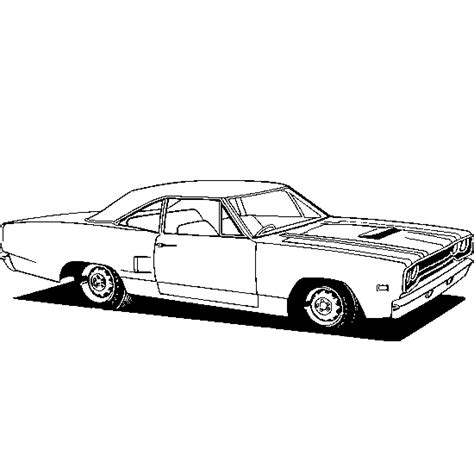 classic cars coloring pages for adults dessin voiture tuning a colorier