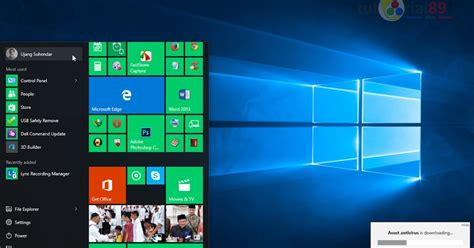 tutorial on microsoft windows 10 cara download iso windows 10 di situs resmi microsoft