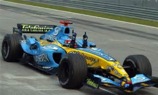 Fernando Alonso Renault 2006 Lotus F 243 Rmula F1
