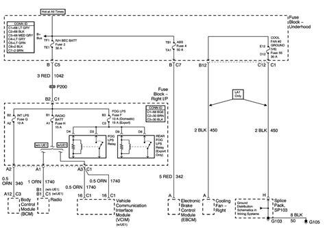oldsmobile alero 2002 radio wiring diagram wiring diagram and schematics olds 2002 alero 2 2l abs wiring diagram alero
