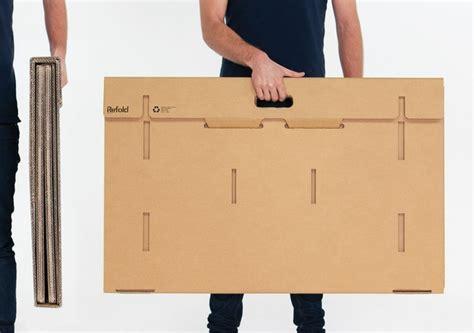 portable standing desk kickstarter refold s portable cardboard standing desk by refold