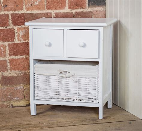 ebay bedside table ls white bedside table shabby chic storage unit cabinet