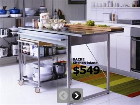 rolling kitchen island ikea home decor functional