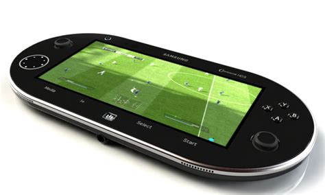 android portable console samsung portable gaming concept powered by android