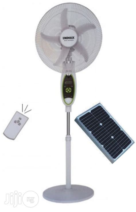 solar fans for home solar electric rechargeable stand fan with remote