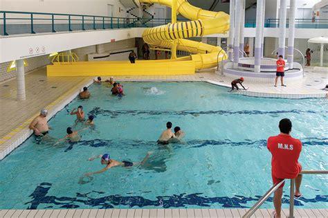 espace aquatique la baleine centre aquatique de saint