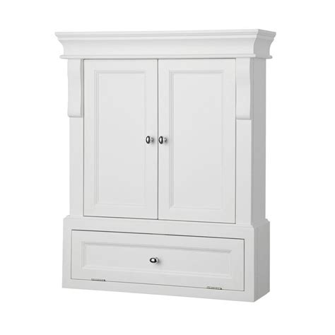 home depot wall cabinet home decorators collection naples white wall cabinet the