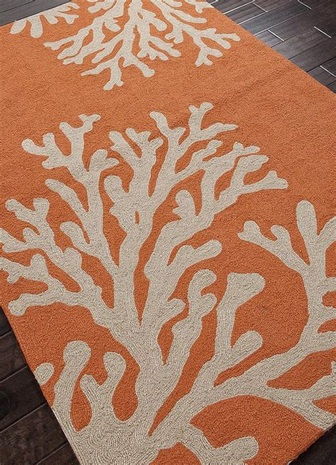 orange rug gray and orange area rug best decor things