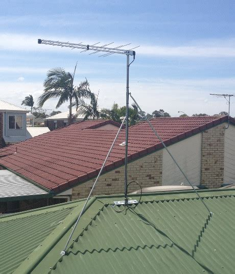 Tv Roof how to mount a tv antenna