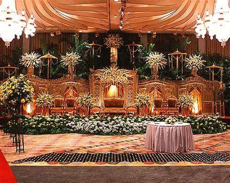 Wedding Jawa Modern by Contoh Dekorasi Pernikahan Modern Elegan Futuristik