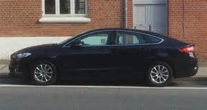 2015 ford mondeo driven to write