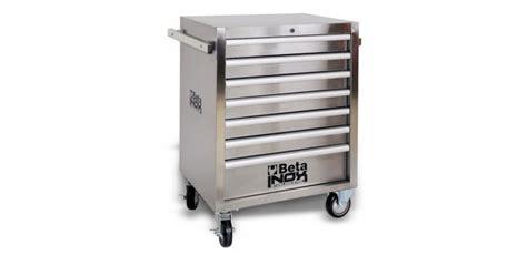 cassettiere beta cassettiera porta attrezzi in acciaio inox beta c04 tss 7