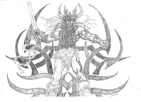 tribal tattoo viking viking images designs