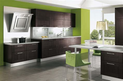how to use colors in the kitchen at home with vallee