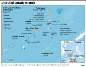 spratly islands map taiwan leader defends disputed island visit after us criticism daily mail