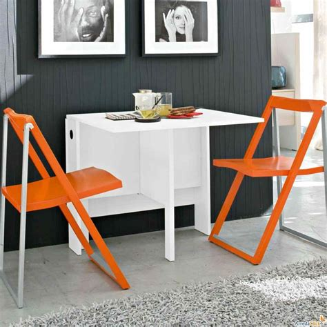 Space Saving Kitchen Table Small Folding Kitchen Tables Table Suitable Surripuinet