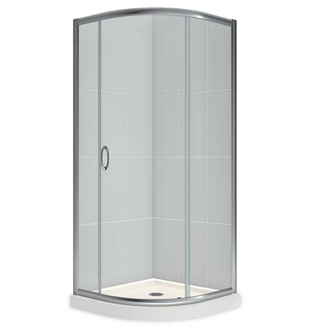 3 Shower Kit shop dreamline white acrylic wall and floor 3