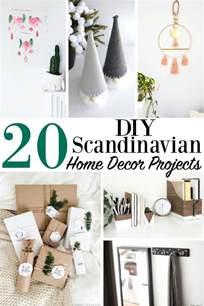 diy home interior 20 diy scandinavian home decor projects modern minimalist