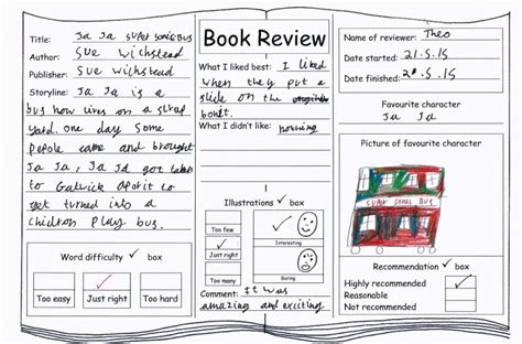 book review pictures book reviews children
