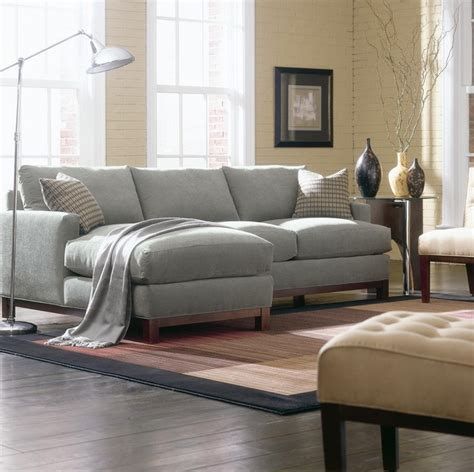 Sectional Sofas by Sullivan Mini Mod Sectional Sofa