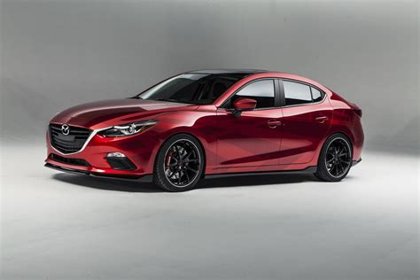 mazda 6 or mazda 3 mazda3 and mazda6 2013 sema concepts revealed autoevolution