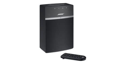 Bose Soundtouch 10 Wireless Speaker Bose Soundtouch 10 Wireless System Speaker Black