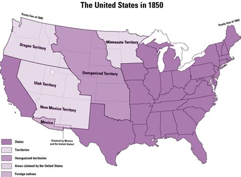 map of the united states just states the mexican american war debate history forum all