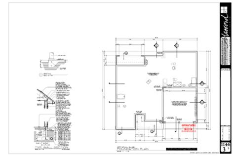 slab house plans home foundation drawing