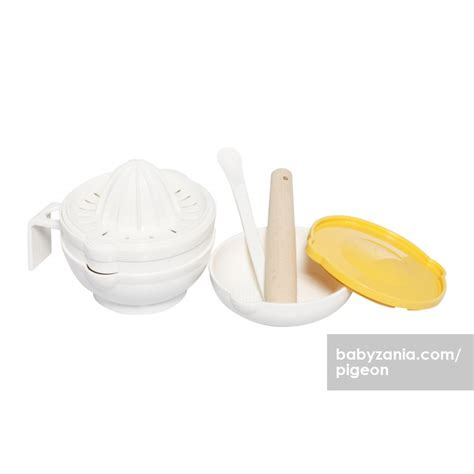 Pigeon Home Baby Food Maker Murah jual murah pigeon home baby food maker feeding nursing