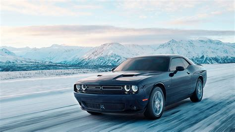 dodge challenger awd the 2017 dodge challenger gt is the awd car