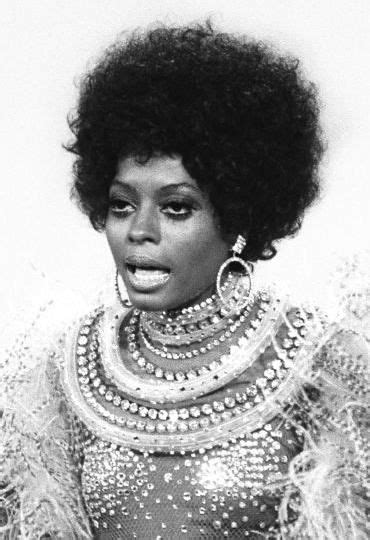 70s Black Hairstyles by Afro Hairstyle Was In During The 60s For Americans