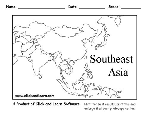 fill in the blank map of asia blank southeast asia map mexico map