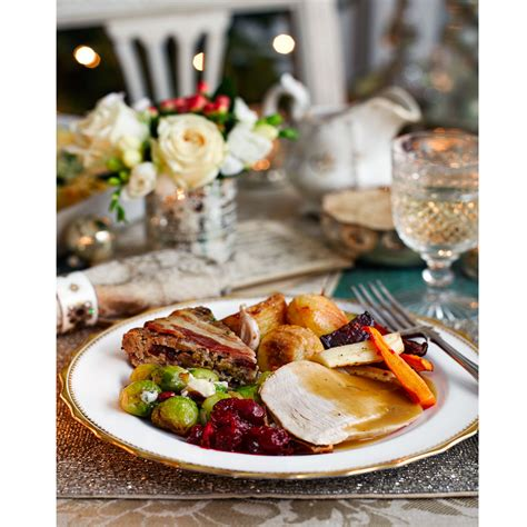 images of christmas meals your ultimate christmas dinner time plan good housekeeping